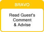 Read Guest's Comment & Advise