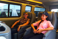 Our Private Minibus : ExcursionsPro