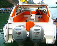 Our Private Speed Boat : ExcursionsPro