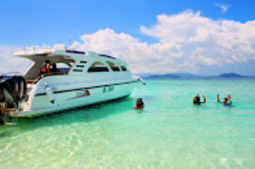 Private Speed Boat to Khai Island