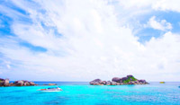 Similan Island by Speed Boat