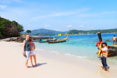 Coral and Racha Island by Yacht